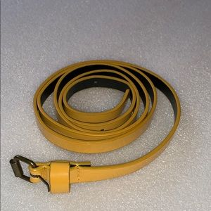 Thin Yellow Belt